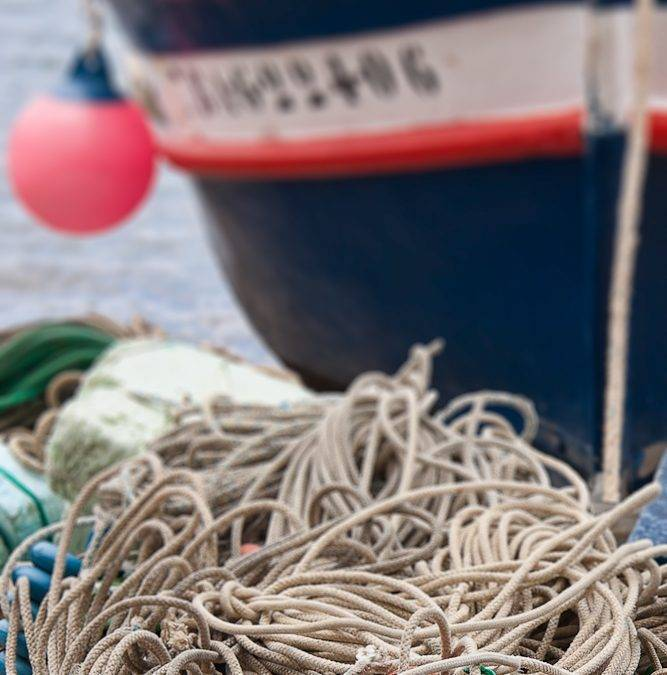 Ropes, boats and the smell of sea air!