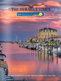Front Cover, Herault Times July 2012
