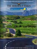 Front Cover, Herault Times - August 2012