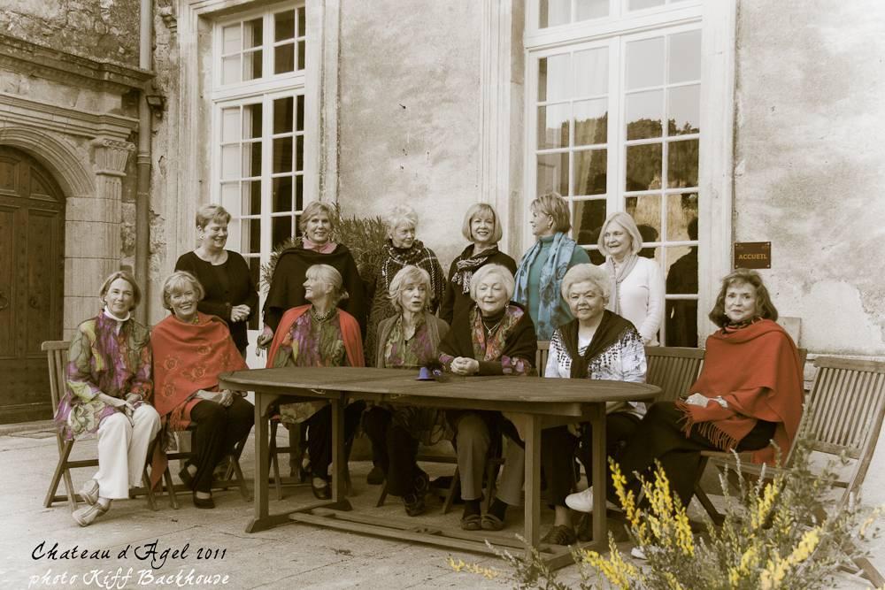 Chateau Ladies
