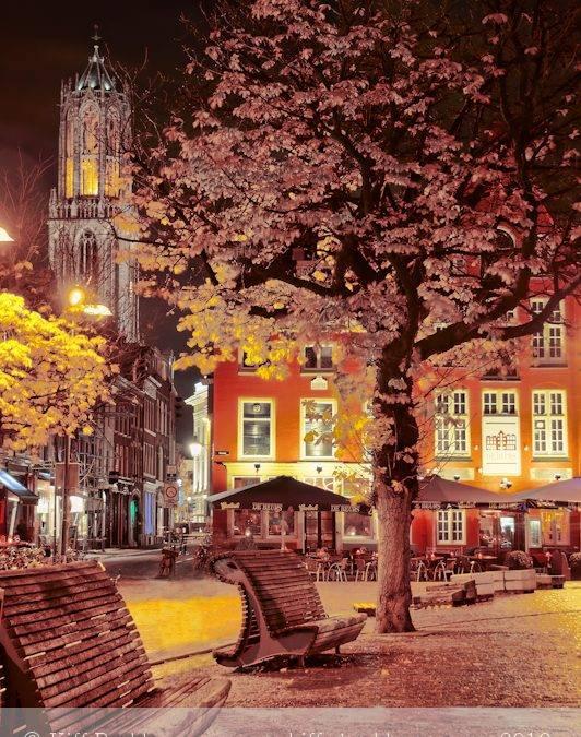 Holland at Night