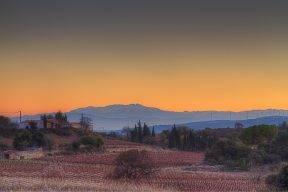 my CanigouCanigou at sunset
