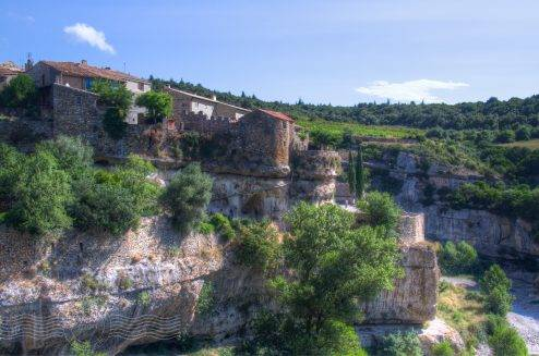 Southern End of Minerve