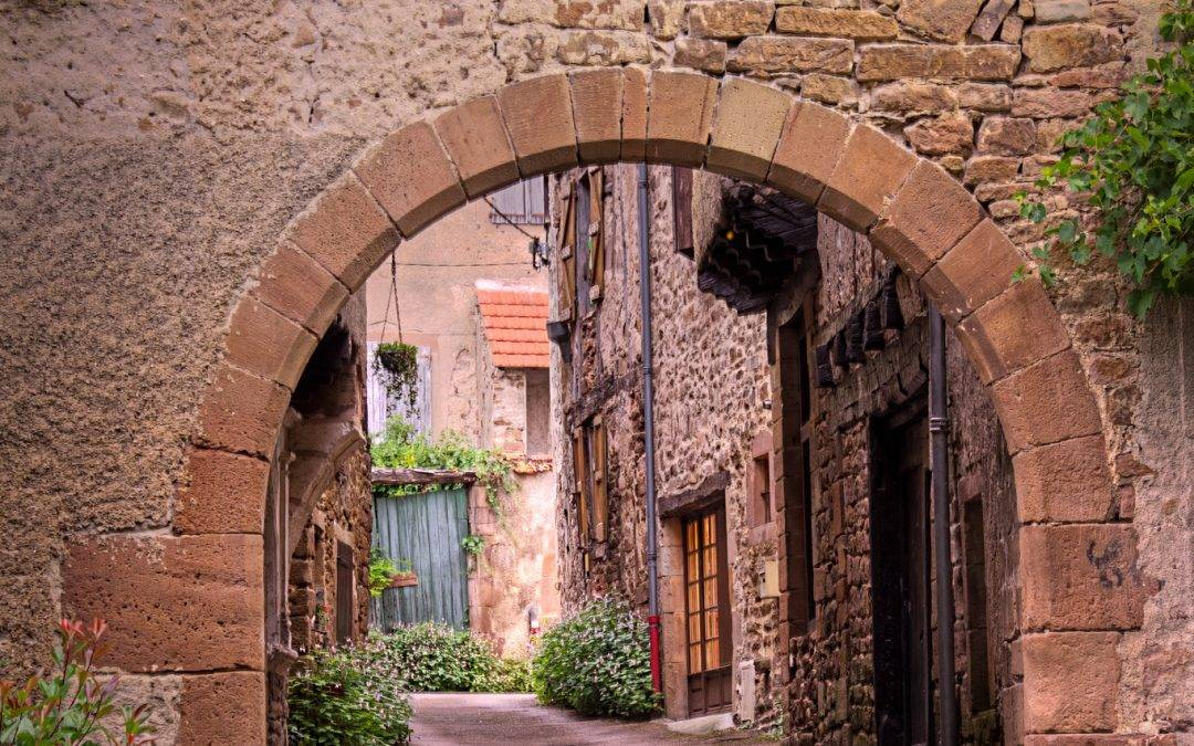 Photo of the Day – Village Gate at Monestiés