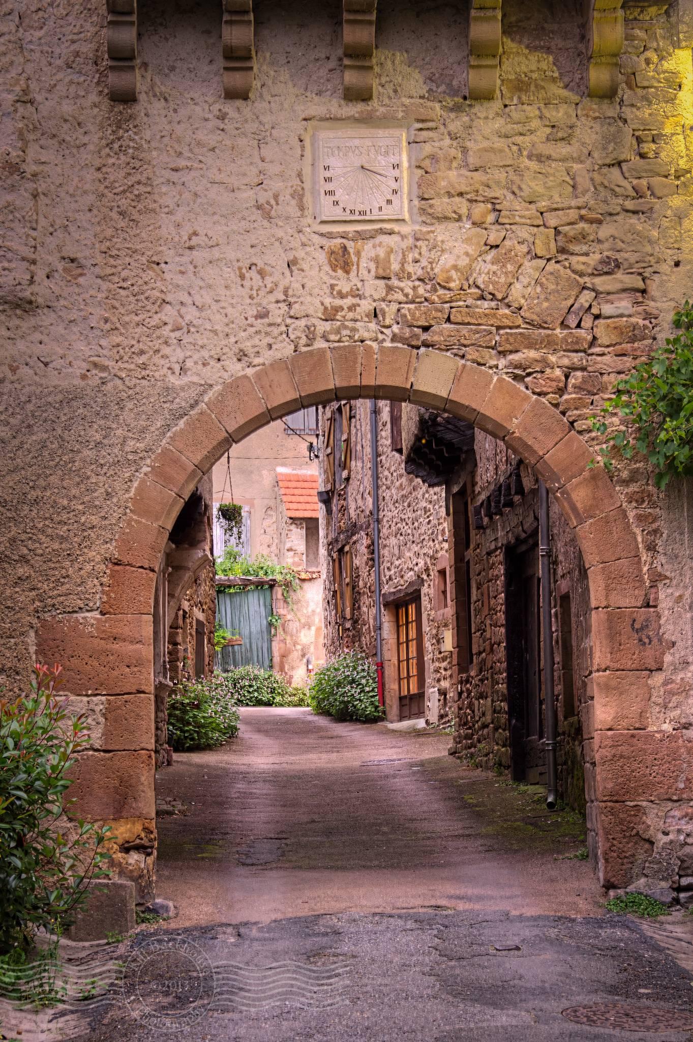 Village Gate at Monestiés