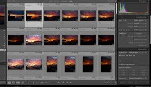 Thumbnails from Lightroom